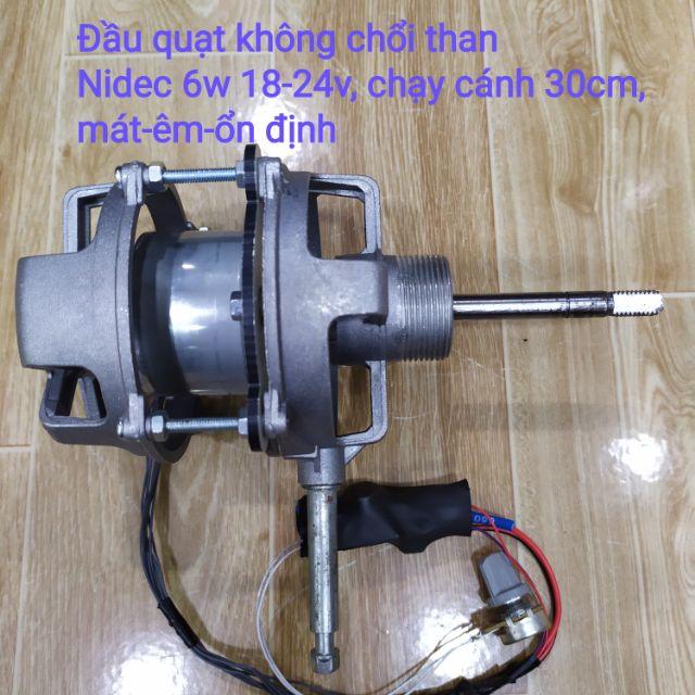 Đầu quạ B4 Motor brushless/động cơ không chổi than 18-24v 6w
