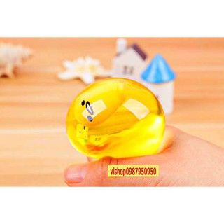 Gudetama trút giận slime đồ chơi mềm mã sp DL8546