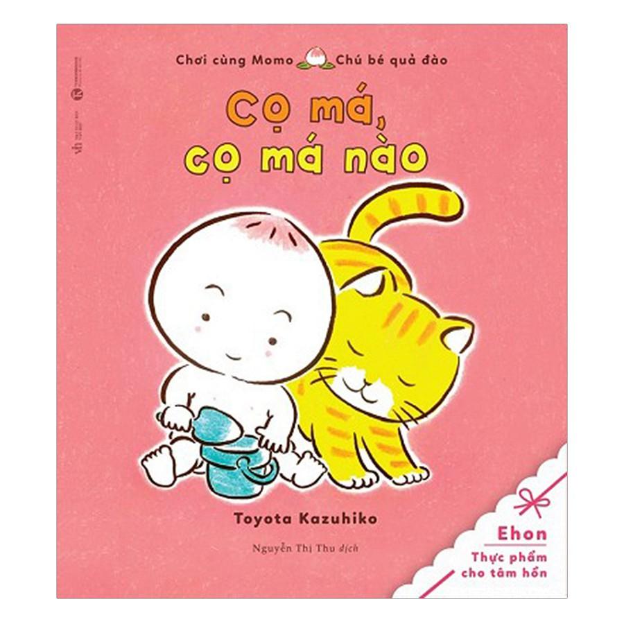 Sách - Combo MoMo Chú bé Quả đào 1