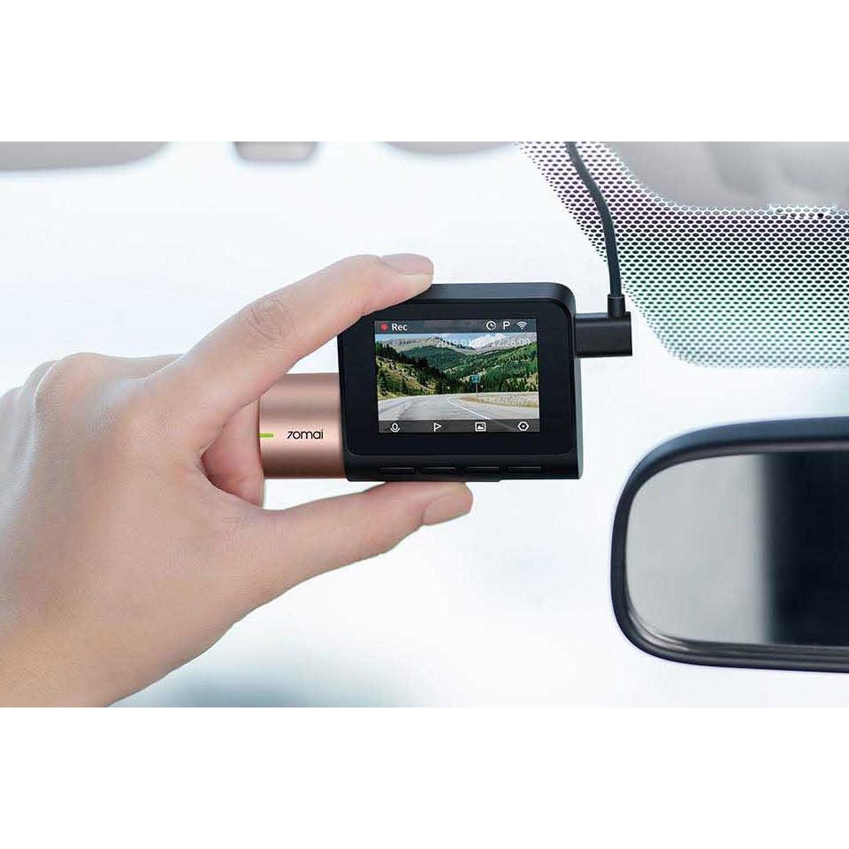 70mai Lite Quốc Tế Nguyên Seal - Camera hành trình Xiaomi chính hãng