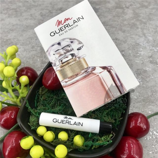 Nước hoa sample Mon Guerlain 0.7ml