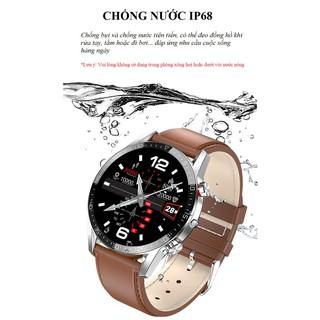 Đồng hồ thông minh Microwear L13 - Hỗ trợ nghe gọi qua bluetooth, đo nhịp tim, đẩy thông báo