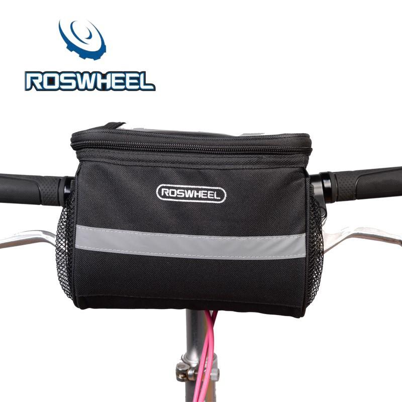 Túi hộp dụng cụ móc phía trước xe đạp