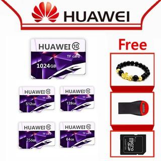 Thẻ nhớ Huawei 512GB Micro SD Class 10 UHS-1 TF thumbnail