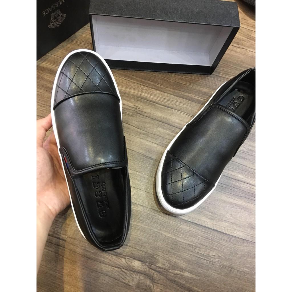 [Shop kolor]Giày da thời trang Gucci