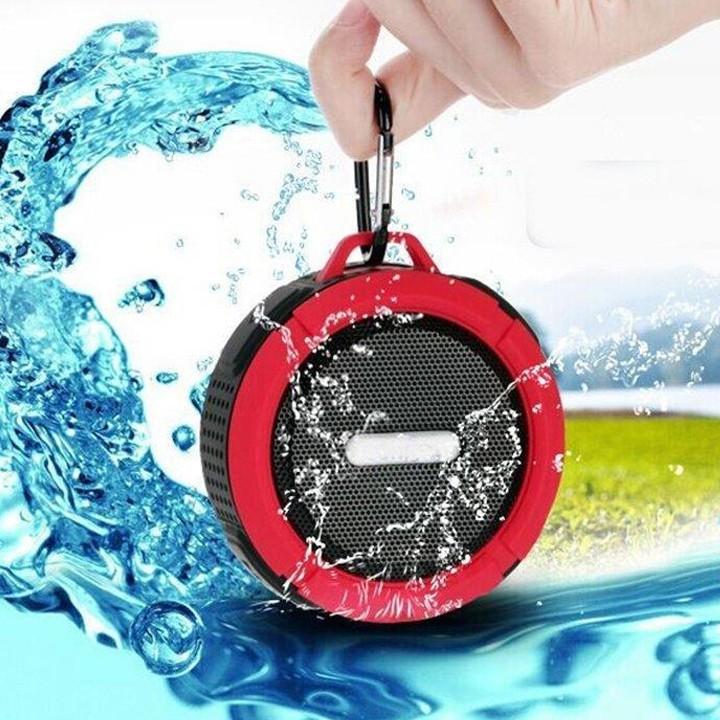 Loa Bluetooth mini chống nước C6