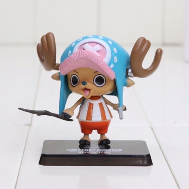 Mô Hình Đồ Chơi Các Nhân Vật Trong Phim One Piece
