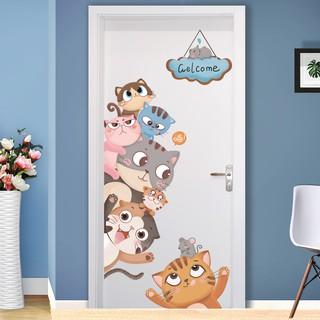 Rental room renovation supplies wall decoration self-adhesive wall stickers porc