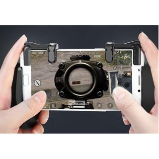 Bộ 2 Nút Bấm Cơ K01 Hỗ Trợ Chơi Game PUBG Mobile, Ros Mobile thumbnail