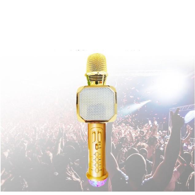 Micro Bluetooth kèm loa có đèn nháy SD-10L cực sôi động - 2515078 , 1083491840 , 322_1083491840 , 349000 , Micro-Bluetooth-kem-loa-co-den-nhay-SD-10L-cuc-soi-dong-322_1083491840 , shopee.vn , Micro Bluetooth kèm loa có đèn nháy SD-10L cực sôi động