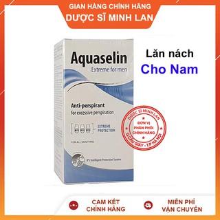 [Mã FMCGSALE giảm 5% đơn 300K] Aquaselin Extreme For Men - Lăn nách khử mùi hôi cho nam thumbnail