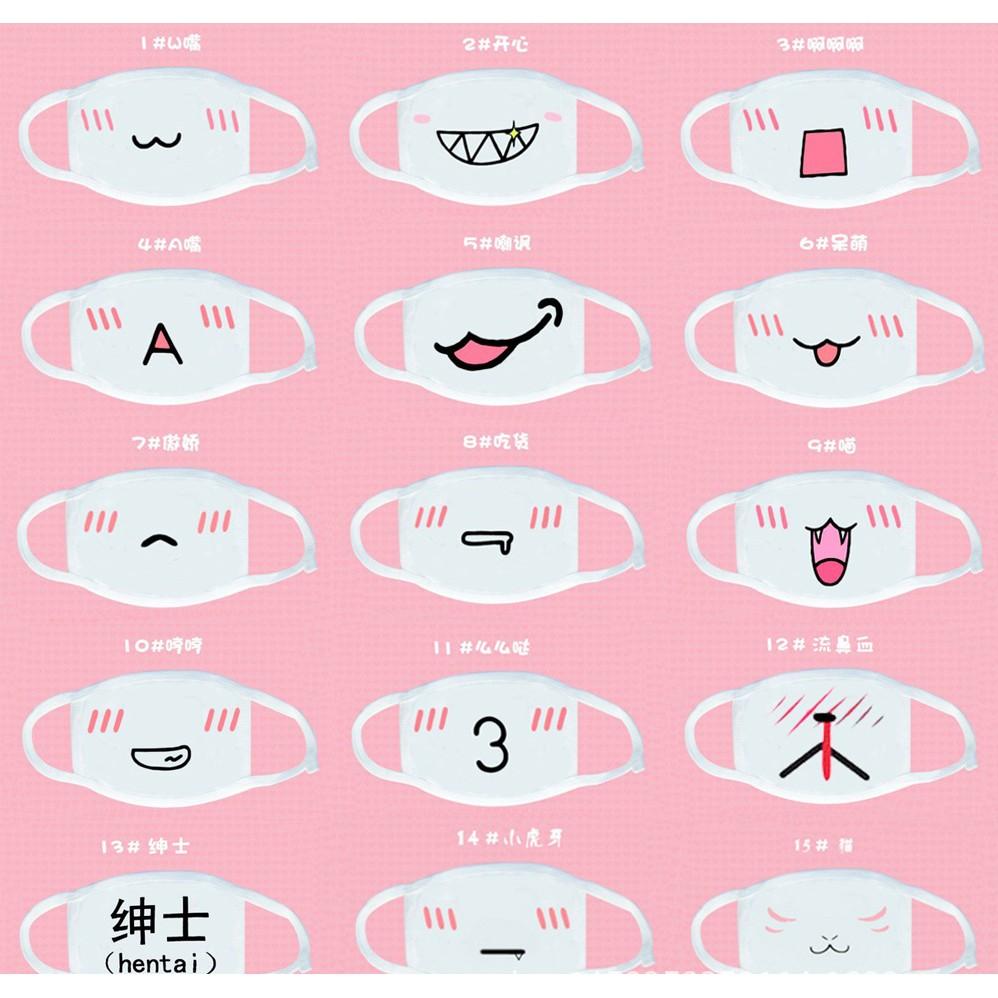 Khẩu trang cute - 2636285 , 1083605040 , 322_1083605040 , 22000 , Khau-trang-cute-322_1083605040 , shopee.vn , Khẩu trang cute