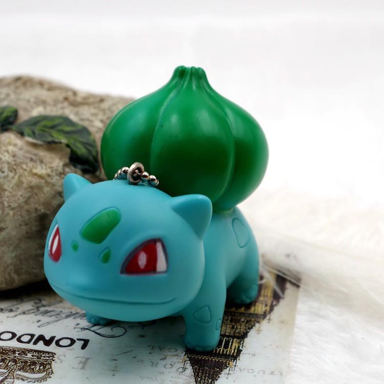 Móc khóa pokemon ếch kỳ diệu – Bulbasaur.