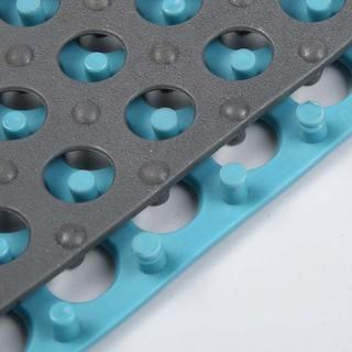 Yêu ThíchThảm nhựa lỗ kháng khuẩn, chống trơn, trượt 30*30cm loại PA cao su