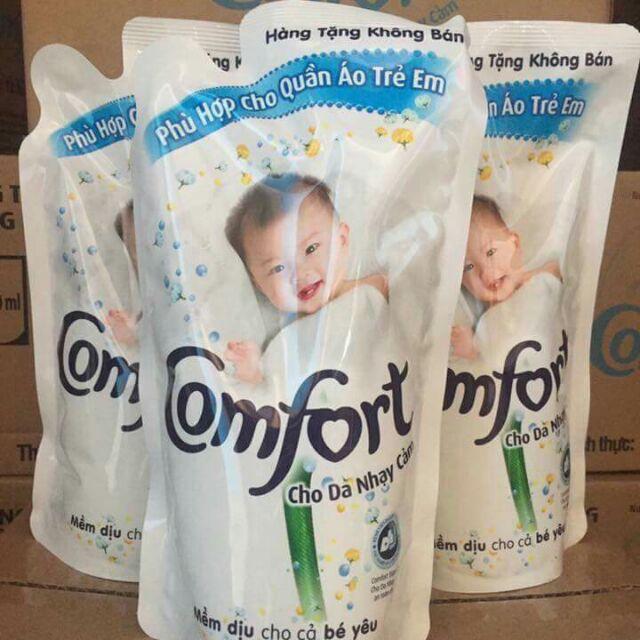 Sét 3 túi comfort cho da nhạy cảm . ( 3 túi = 2. 1L)