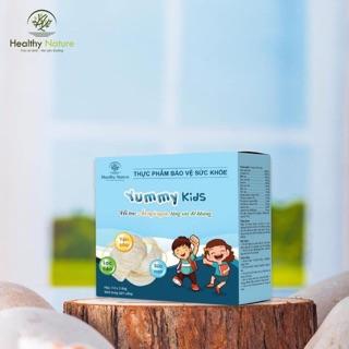 Yummy Kids – Siro Yến Sào giúp bé ăn ngon ngủ ngon