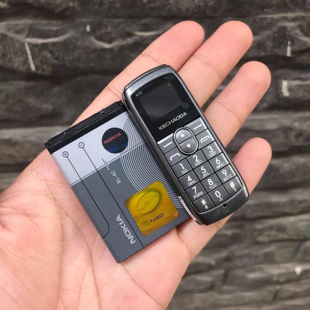 Điện thoại Kechaoda K10 1 Sim Mini Siêu nhỏ