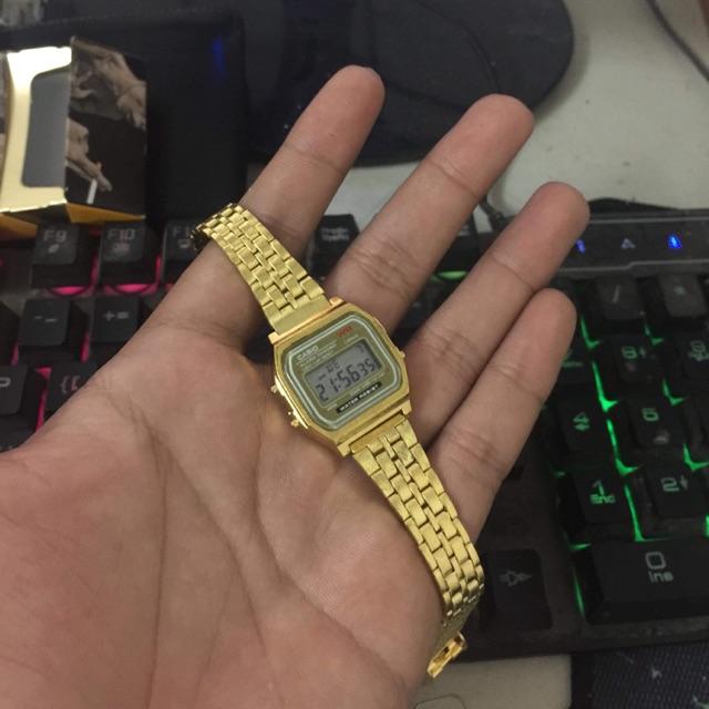 Đồng hồ casio nữ (siêu hot) cá tính trẻ trung năng động