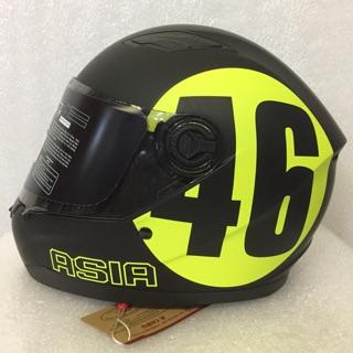 Mũ bảo hiểm fullface Asia MT136 tem V13
