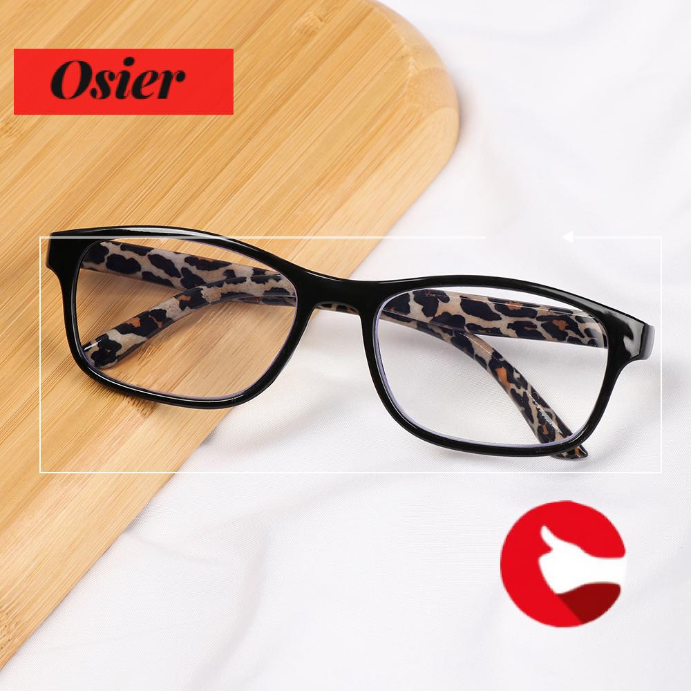 👒OSIER🍂 +1.00~+4.00 Reading Glasses High-definition PC Frames Presbyopic Glasses Portable Vision Care Ultralight Unisex Eyeglasses