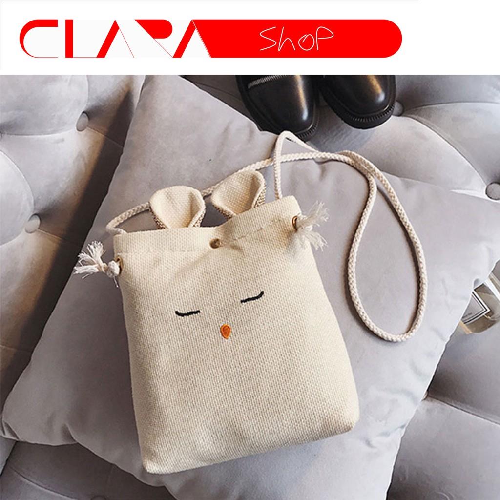Túi Đeo Chéo Ngộ Nghĩnh TX41341 (Trắng)