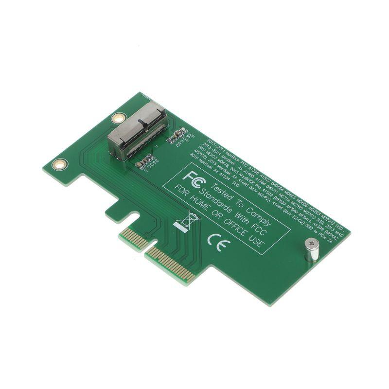 Card Chuyển Đổi Pci-E X4 Cho 2013 2014 2015 Apple Macbook Air A1465 A1466 Ssd Ws