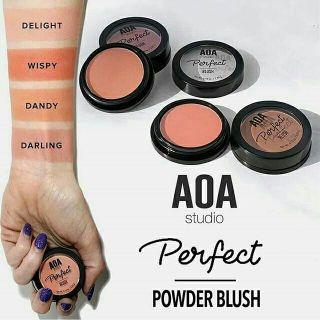 Má hồng AOA Perfect Powder Blush thumbnail