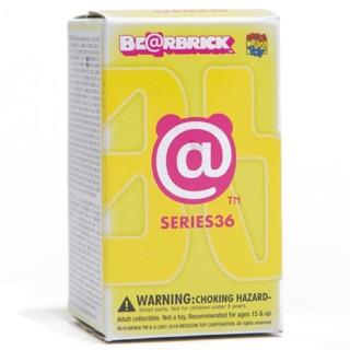 Mô hình Bearbrick hộp ngẫu nhiên SERIES 36- chính hãng medicomtoy