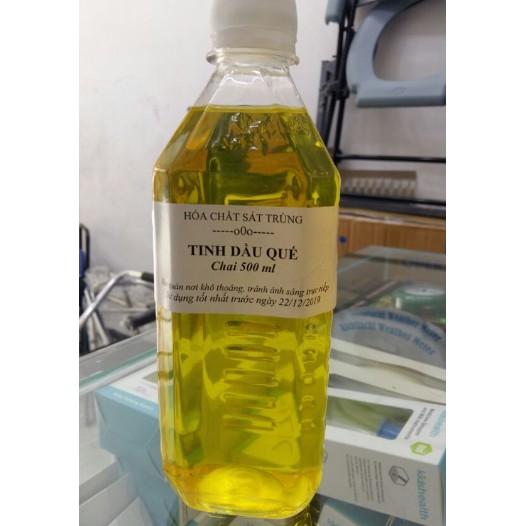 Tinh dầu quế chai 500ml - 3469064 , 873919998 , 322_873919998 , 172000 , Tinh-dau-que-chai-500ml-322_873919998 , shopee.vn , Tinh dầu quế chai 500ml