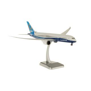 Mô hình máy bay Boeing 787-9 Dreamliner Factory Logo tỉ lệ 1:200
