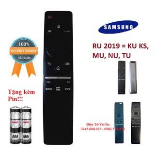 Remote Điều khiển tivi Samsung giọng nói RU 2019 có tìm kiếm bằng Tiếng Việt- Hàng chính hãng Made in Viet Nam mới 95%