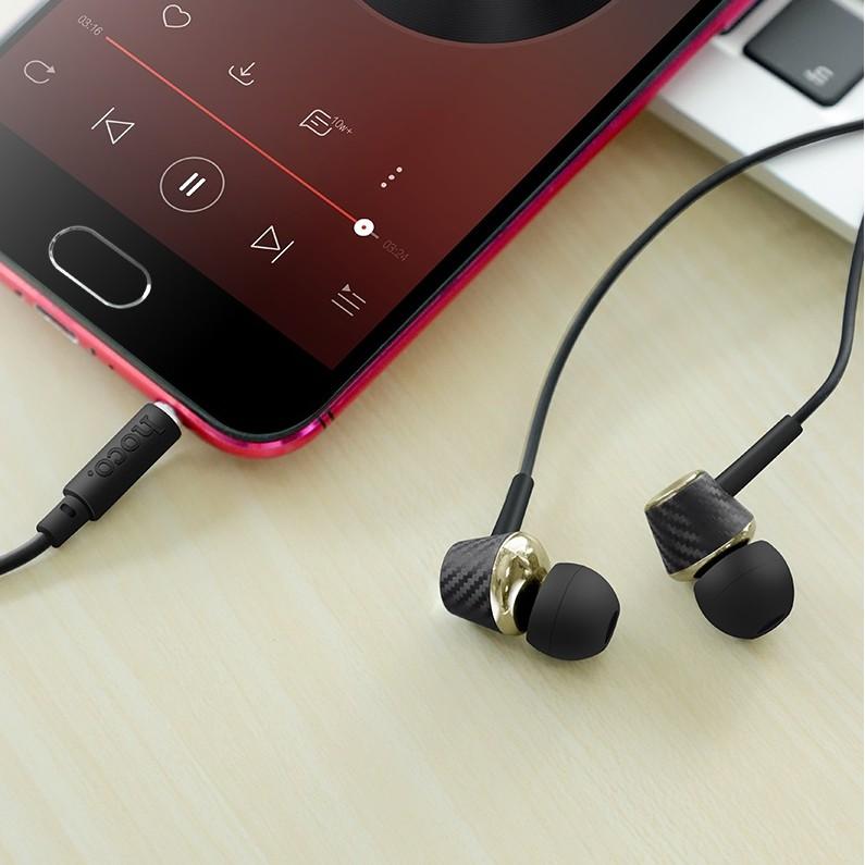 Tai Nghe dây Hoco M70- chính hãng