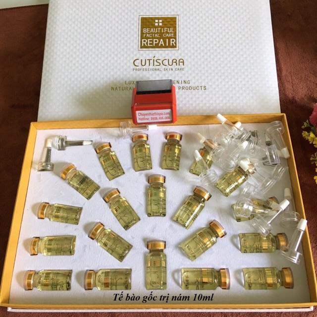 Tế bào gốc CUTISCURA (1 hộp 20 lọ) - 2825418 , 1298752335 , 322_1298752335 , 1700000 , Te-bao-goc-CUTISCURA-1-hop-20-lo-322_1298752335 , shopee.vn , Tế bào gốc CUTISCURA (1 hộp 20 lọ)