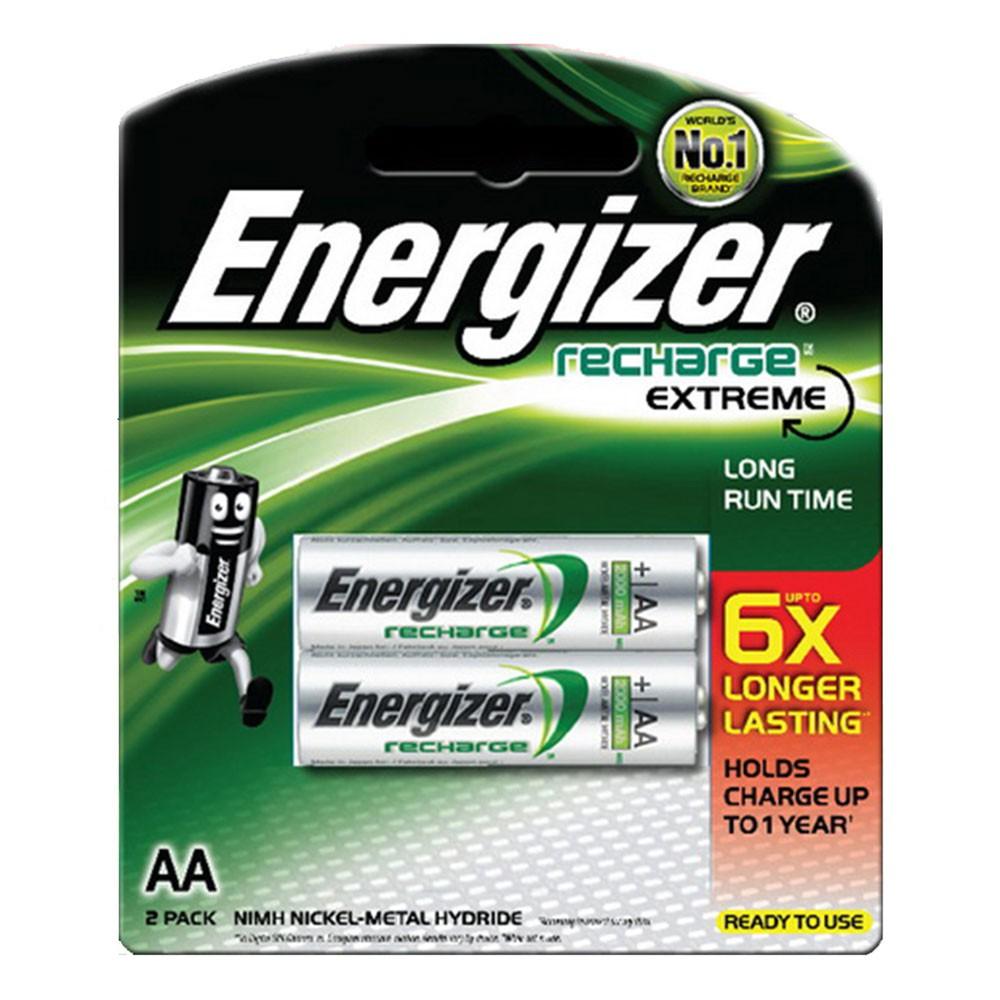 Bộ 2 pin sạc AA Energizer Recharge Extreme 2300mAh - 2590129 , 117891463 , 322_117891463 , 195000 , Bo-2-pin-sac-AA-Energizer-Recharge-Extreme-2300mAh-322_117891463 , shopee.vn , Bộ 2 pin sạc AA Energizer Recharge Extreme 2300mAh