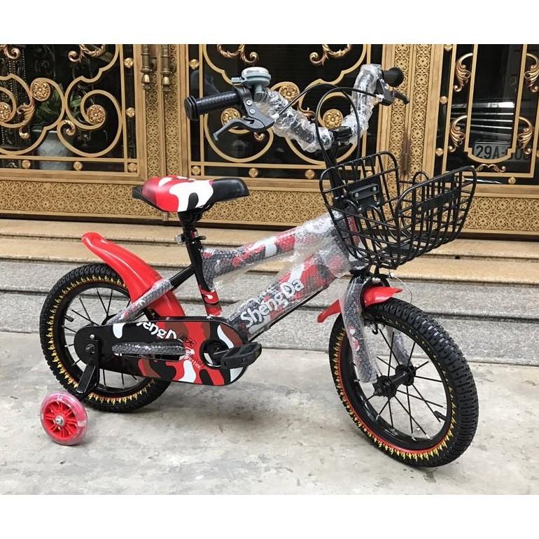 Xe đạp thể thao Shengda bánh 12/14/16 inch (cho bé 3-4t, 4-5t, 5-7t) - 3298942 , 841054316 , 322_841054316 , 850000 , Xe-dap-the-thao-Shengda-banh-12-14-16-inch-cho-be-3-4t-4-5t-5-7t-322_841054316 , shopee.vn , Xe đạp thể thao Shengda bánh 12/14/16 inch (cho bé 3-4t, 4-5t, 5-7t)