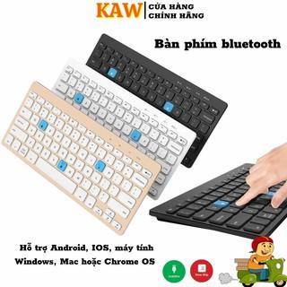 Bàn Phím Bluetooth BOW HB191A Dành Cho Các Thiết Bị Android, IOS, Máy Tính Windows, Mac Và Chrome OS thumbnail
