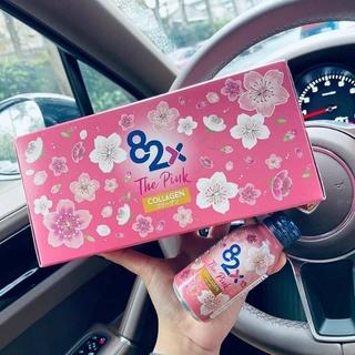 82X The Pink Collagen 100ml Hàm Lượng 1000mg Collagen nước uống đẹp da thumbnail