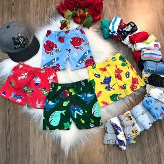 Combo 10 quần chục Carter bé gái và trai
