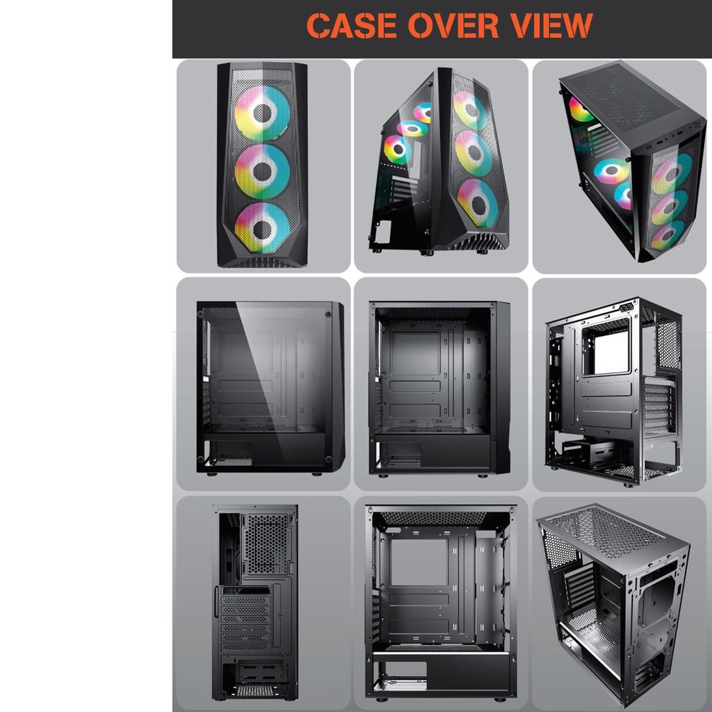 Case VSPTECH Gaming KA230- KÍNH CƯỜNG LỰC | Shopee Việt Nam