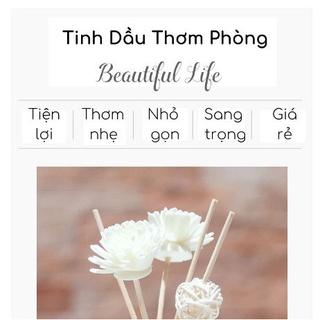 Tinh Dầu ,Nước Hoa Thơm Phòng Để Bàn Que Gỗ Sang Trọng LEON OFFICIAL thumbnail