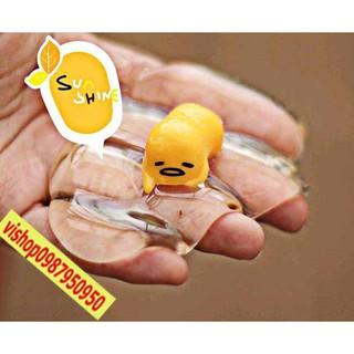 (M812) trứng ốp la gudetama shop bansigudetama