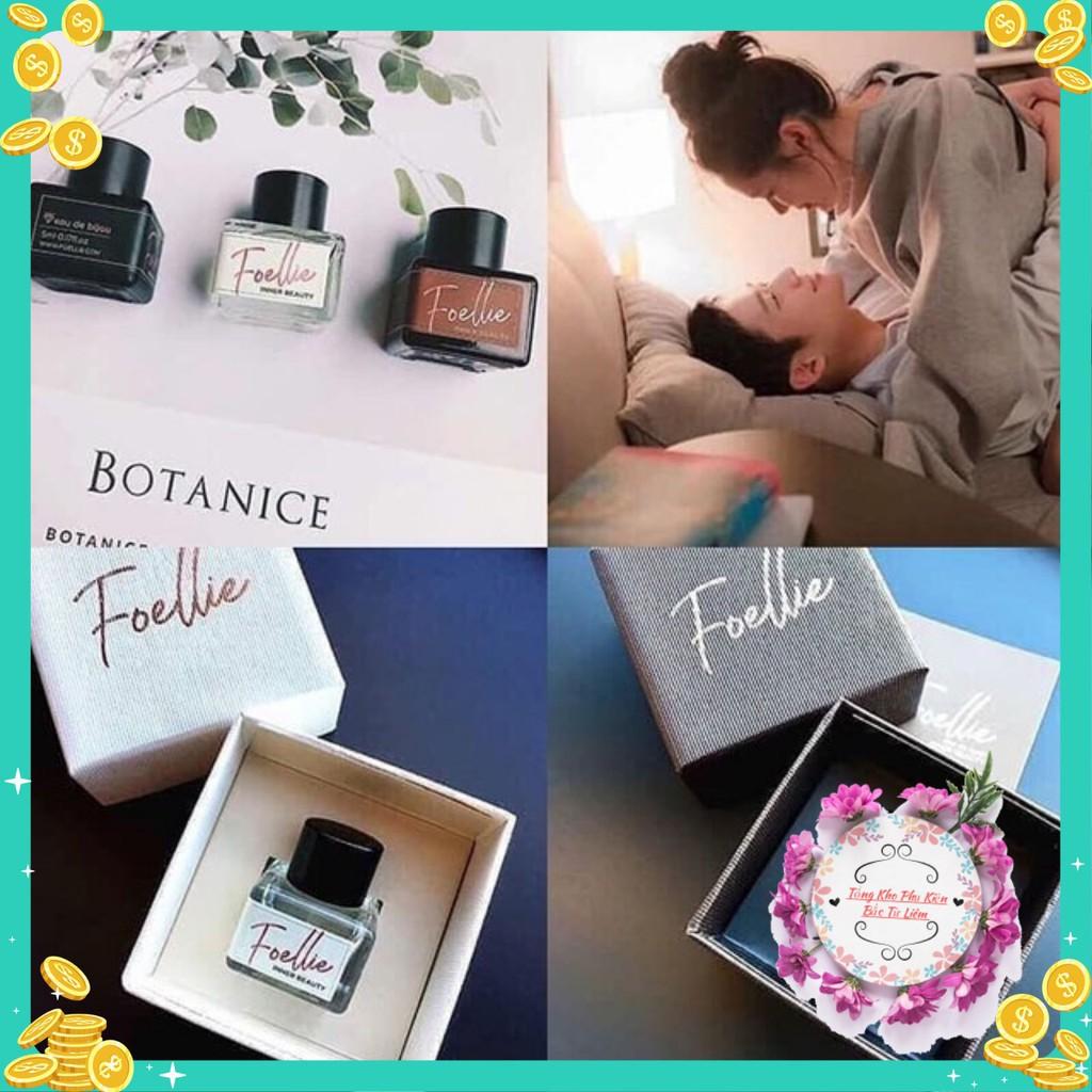 👑Giá Sập Sàn👑 Nước hoa vùng kín Foellie Eau De Innerb Perfume Bijou (5ml)