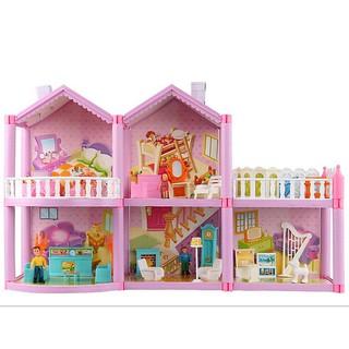 Nhà búp bê Barbie cỡ lớn