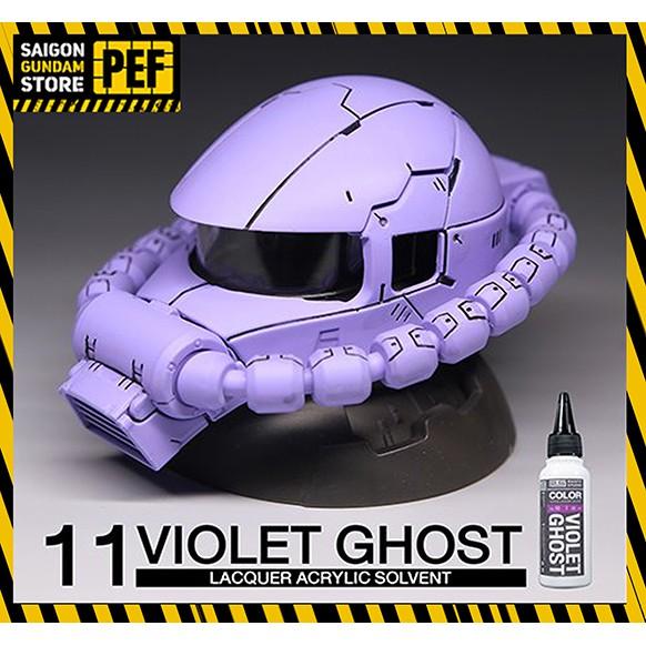 Sơn Raditz Violet Ghost 60ml