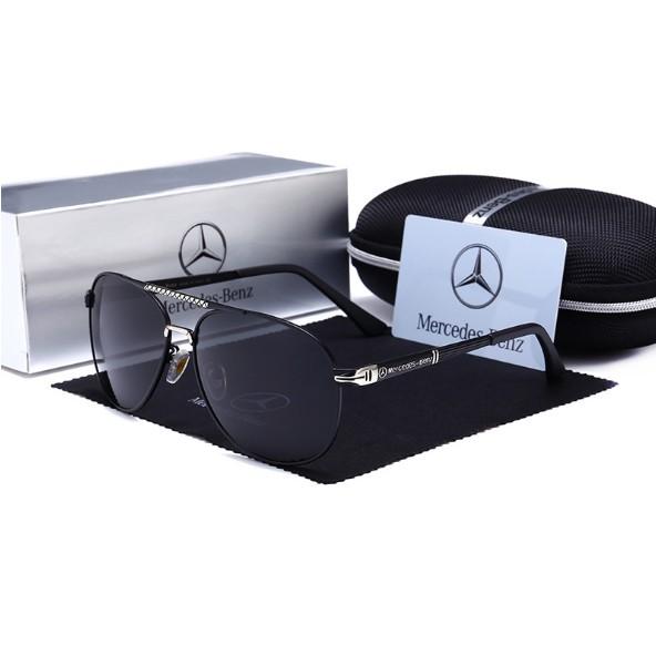 Kính Mát Quà Tặng Theo Xe Mercedes Hàng Zin Chuẩn Xịn