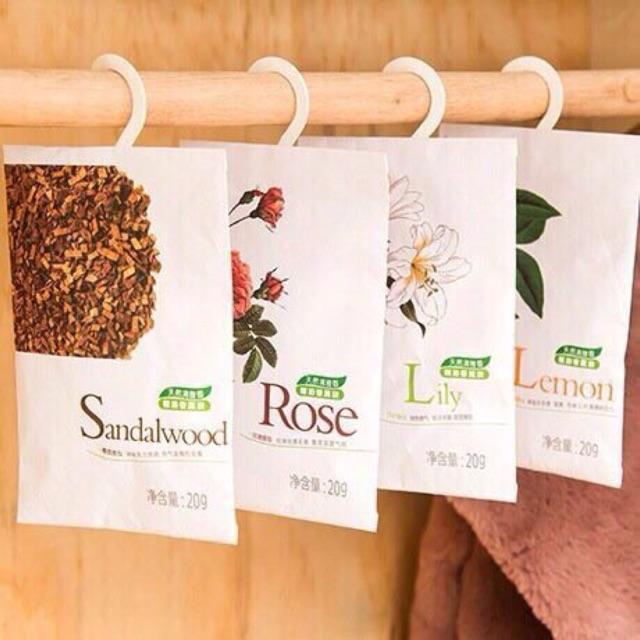Túi thơm thảo dược có mọc treo để trong tủ quần áo - 9989134 , 694693825 , 322_694693825 , 7000 , Tui-thom-thao-duoc-co-moc-treo-de-trong-tu-quan-ao-322_694693825 , shopee.vn , Túi thơm thảo dược có mọc treo để trong tủ quần áo