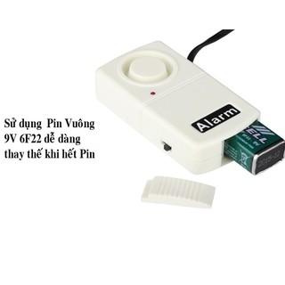 Thiết bị báo động báo cúp điện kèm Pin 9v PC01