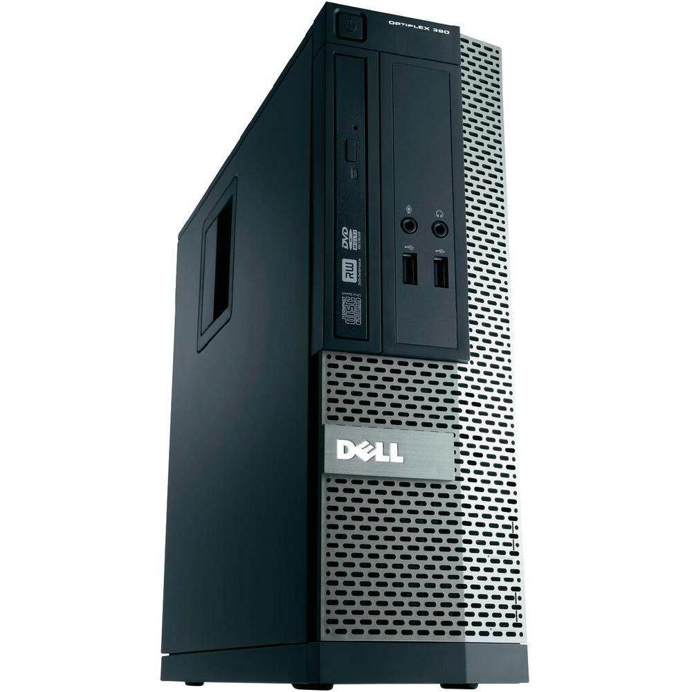 Case máy tính để bàn Dell Optiplex 390 sff, Cấu hình có sẵn, bảo hành 12 tháng toàn bộ máy.
