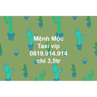 [HCM] Sim số đẹp VIP VINA 0819.914.914 Taxi – thuê bao trả trước ko cam kết.