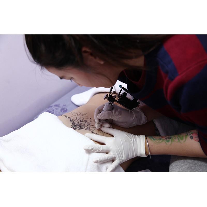 Hồ Chí Minh [Voucher] - Tattoo mini siêu cute hoặc xỏ khuyên chuyên nghiệp tại Spa Đất Sét